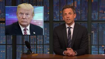 'Late Night': A Closer Look at Trump's Panic Over Blue Wave
