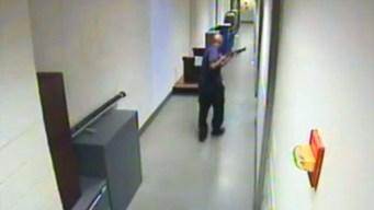 "FBI Video Shows ""Delusional"" Navy Yard Gunman"