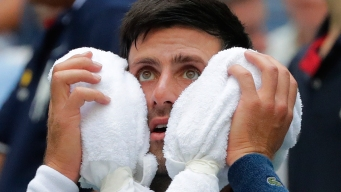 Djokovic in 'Survival Mode' at Steamy US Open; Federer Wins