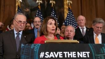 Democrat Bill Seeks to Restore 'Net Neutrality' Rules