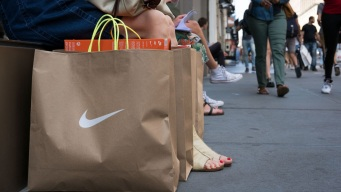 Nike to Start Selling Sneakers Through Online Giant Amazon<br /><br />