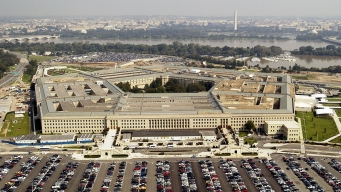 Police: Man With Gun, Bourbon Arrested Outside Pentagon