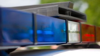 Michigan Man Flies Off Car Hood Into Police Cruiser