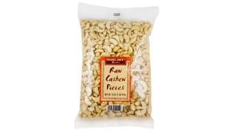 Trader Joe's Recalls Raw Cashew Pieces