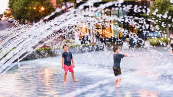 Heat Index Hit 98° in DC, 107° in Parts of Virginia