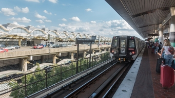 Reagan Airport Metro Station Closed Through Monday