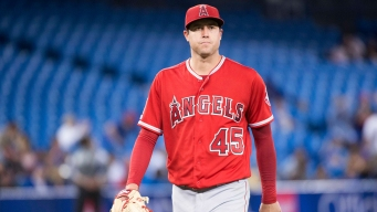 Private Funeral Held for Angels Pitcher Tyler Skaggs