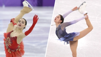 By the Numbers: Russian Figure Skaters Wow