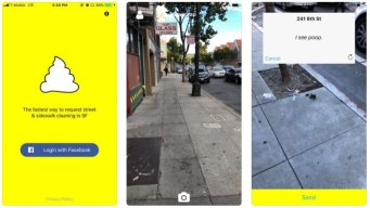 'Snapcrap' Hopes to Help Clean Up San Francisco Streets