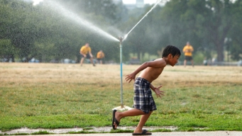 Heat Wave Breaks Records
