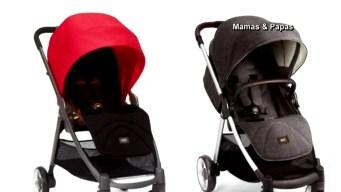 Mamas & Papas Recalls 3,000 Strollers Due to Fall Hazard