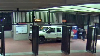 Thieves Ram ATM at Metro, Pack It Into Bed of Stolen Pickup