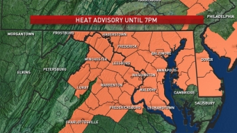 Heat Index Hits 105; Expect Even More Sizzle This Weekend