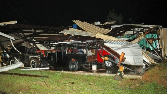 1 Killed in Mississippi Tornado as Violent Storms Hit South