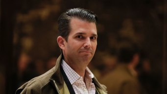 Donald Trump Jr. Went on Tweet Storm as Comey Testified