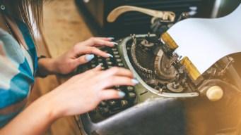 Clickety Clack, Let's Look Back: Typewriters Return