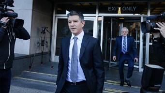 Former Uber CEO Testifies in High-Tech Heist Case