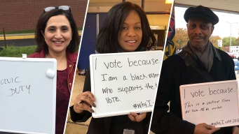 'Why I Voted': Here's What DC, Md. & Va. Voters Told Us
