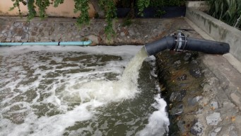 More Than 5M Gallons of Wastewater Flowed Into Broad Creek