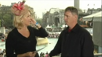 Wendy Rieger, Cameraman Reflect On Royal Wedding From London
