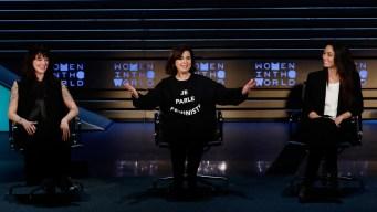 Women in the World Summit: Weinstein Accusers Speak Out