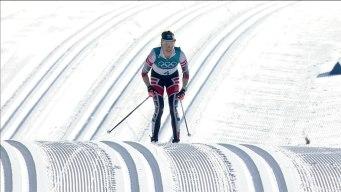 Teresa Stadlober Went the Wrong Way in the Women's 30km
