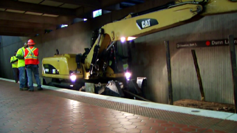 Delays on Metro After Track Problem, Derailment