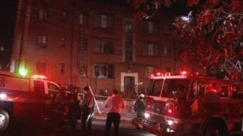 Man Found Bound, Beaten in Burning SE DC Apartment: Police