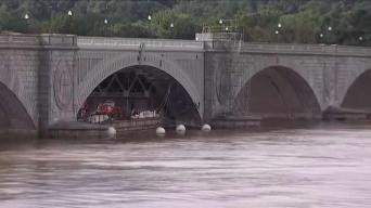 Arlington Memorial Bridge Closed This Weekend