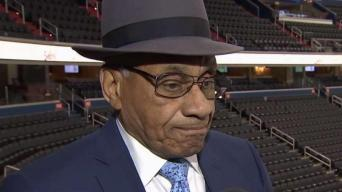 Caps Celebrate Black History With NHL's First Black Player