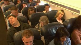 Congress Trying to Stop Airlines From Shrinking Seats