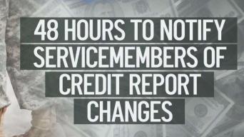 FTC Clarifies Rules Protecting US Service Member Credit