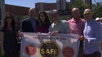 Alexandria Group Pushes for Safer Streets