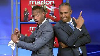 Marlon Wayans Drops By to Talk New Show