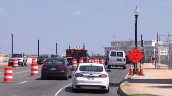 Memorial Bridge to Close for Repairs Soon