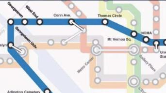 Metro Studies Whether to Build Another Tunnel Under Potomac