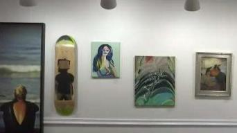 New Gallery Features Artwork by Western Loudoun Artists