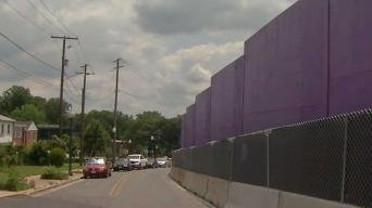 Purple Line Construction Changing Silver Spring Neighborhood