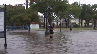 Washington, NC, Braces for Next High Tide