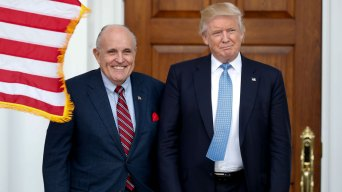 House Democrats Subpoena Giuliani in Trump Impeachment Probe