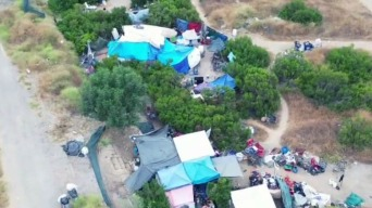 'Dying California' Drone Footage Highlights Homeless Crisis