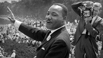 New Site Records Readings of MLK's 'Dream' Speech