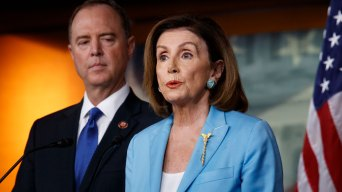 House Dems Zero in on 'Abuse of Power' in Impeachment Probe