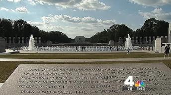 Reaction to Shutdown Deal on National Mall