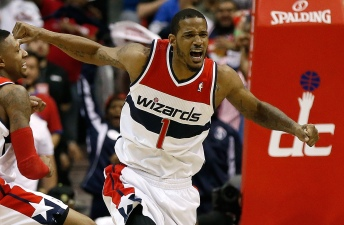 Ariza Revelation During Wizards' Playoff Run