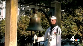 Bell Chimes for Victims of Navy Yard Shooting
