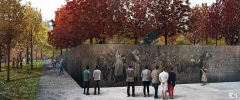 IMAGES: Design Selected for Proposed WWI Memorial