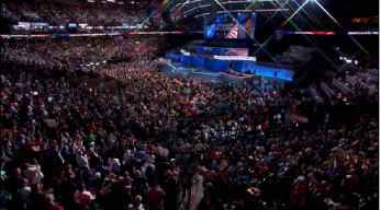 Day 2 of Democratic National Convention