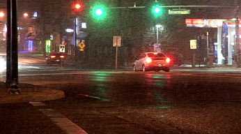 Slick Conditions Prompt Delays in Parts of DC Area