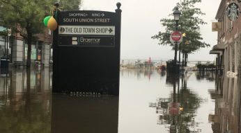 DC Area Preps for Hurricane Florence: Inches of Rain, Floods